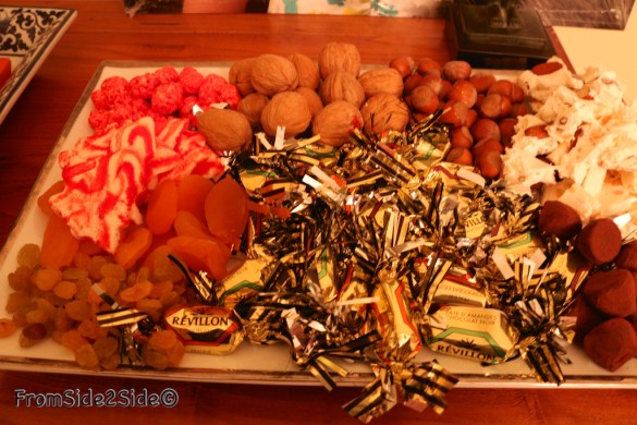 les 13 desserts