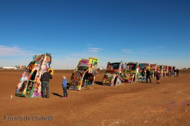 Cadillac ranch 18