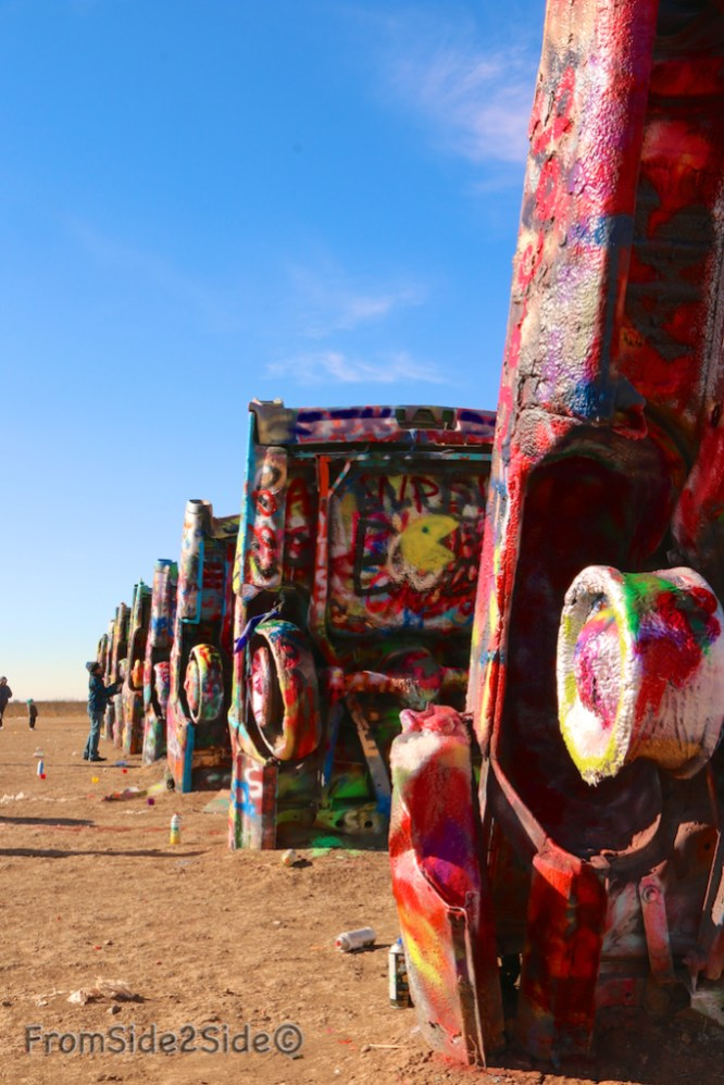 Cadillac ranch 19