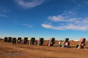 Cadillac ranch 21