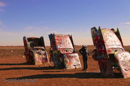 Cadillac ranch 24