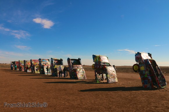 Cadillac ranch 26