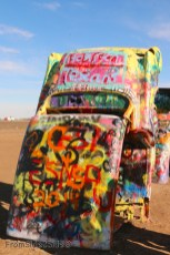 Cadillac ranch 29