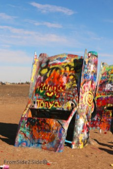 Cadillac ranch 5