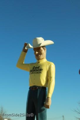 fake cadillac ranch 13