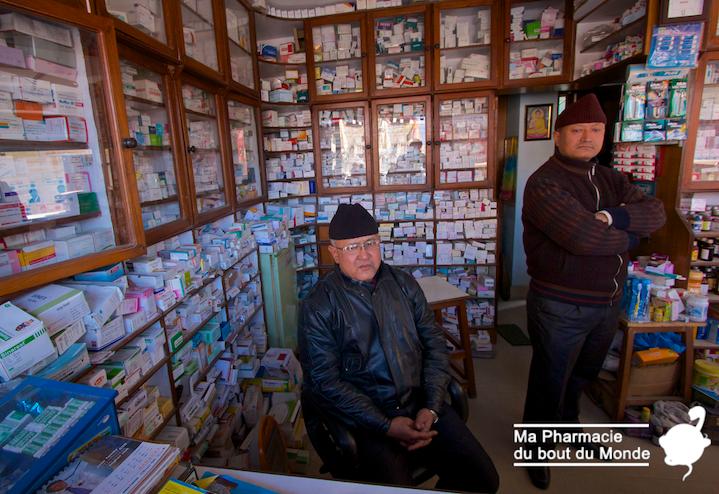 Pharmacie - Nepal