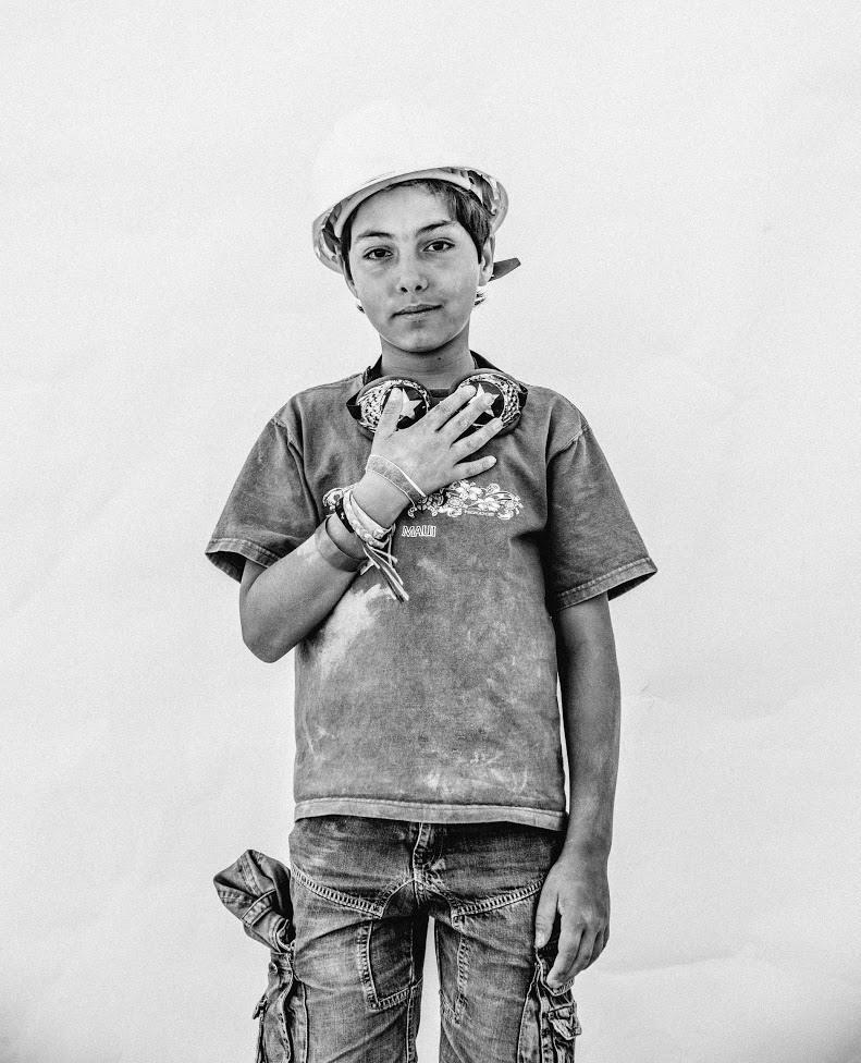 Lhassa, fils de Laurent par Gilles Bonugli