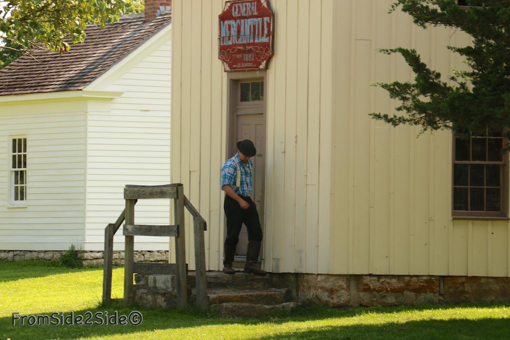 Missouri Town 1855 37