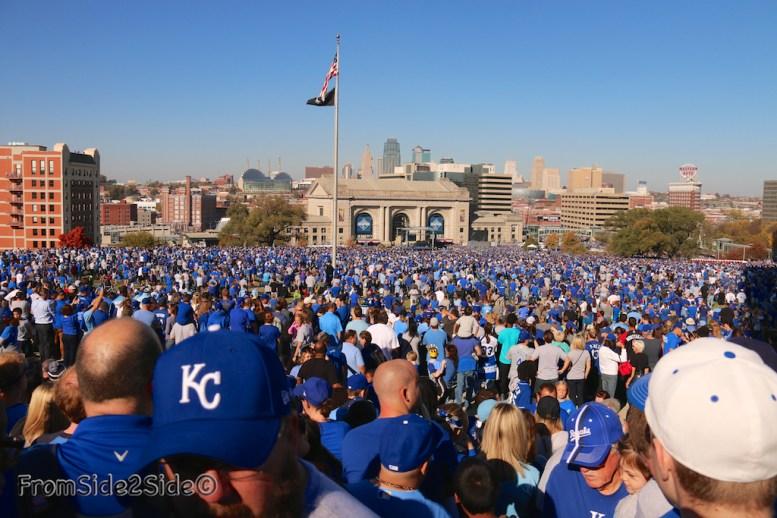 Royals parade 109