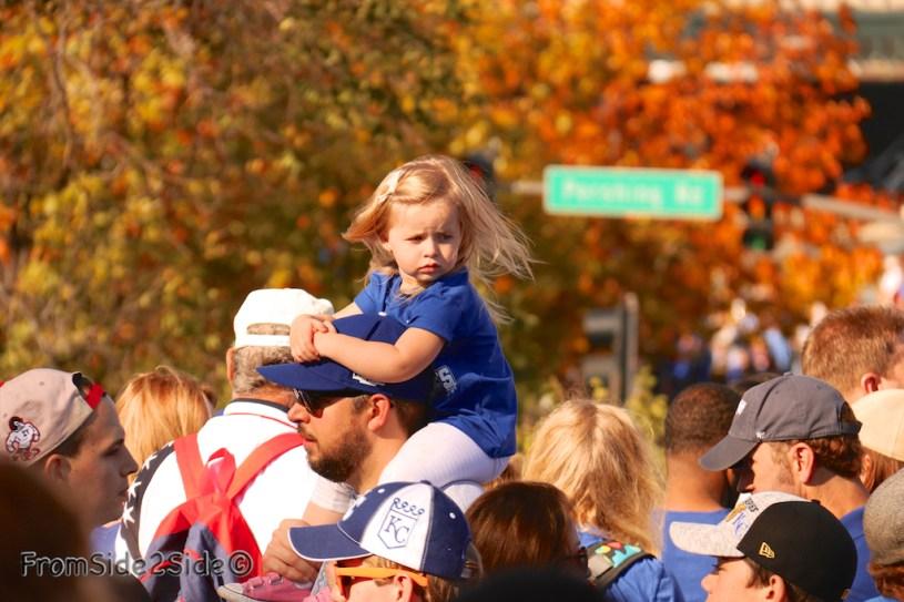 Royals parade 80