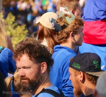 Royals parade 81