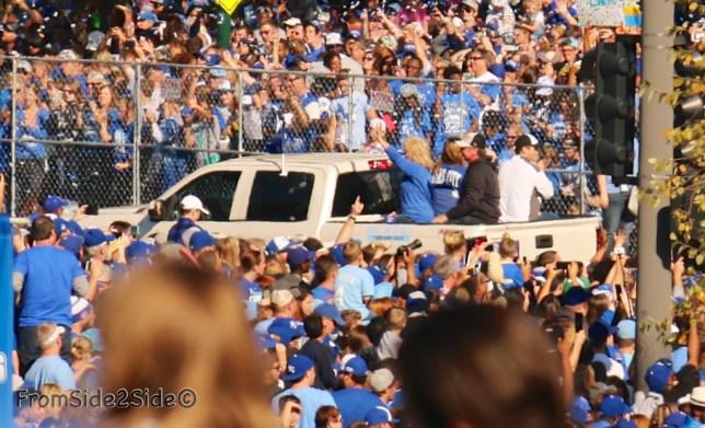 Royals parade 82
