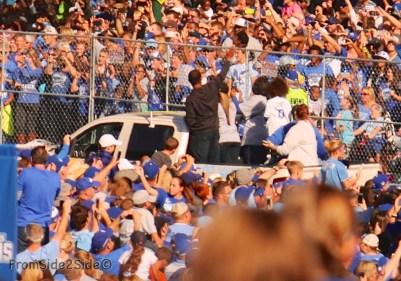 Royals parade 88