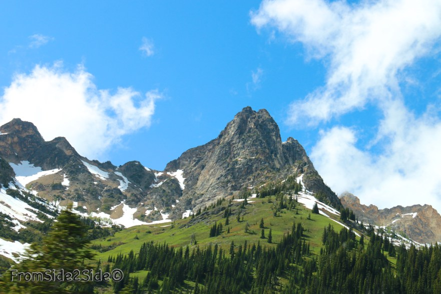 North Cascade High Way