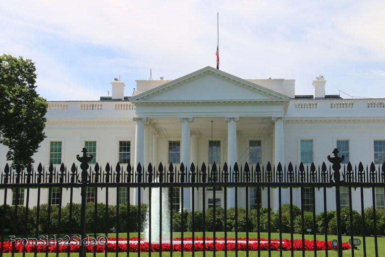 La Maison Blanche - Washington DC