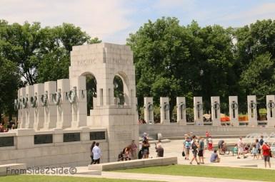 WWII Memorial - Washington DC