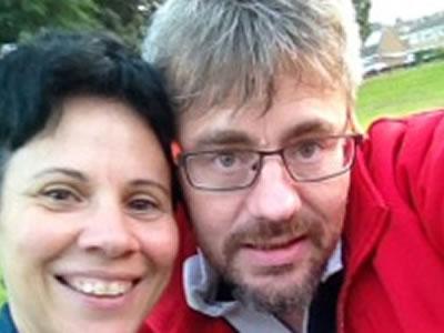 Cristina y Colin - Españoles en UK