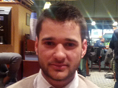 Ezequiel Montilla - Españoles en Londres