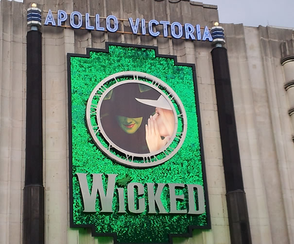 Teatro Apollo - Londres
