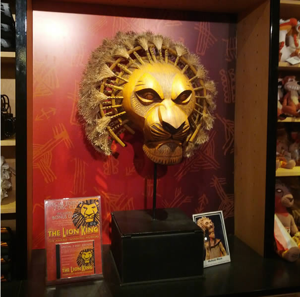 Lion King - El musical - Londres