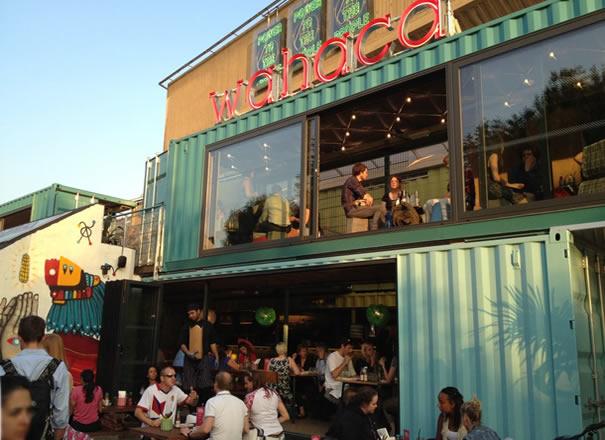 Mexican restaurant - London