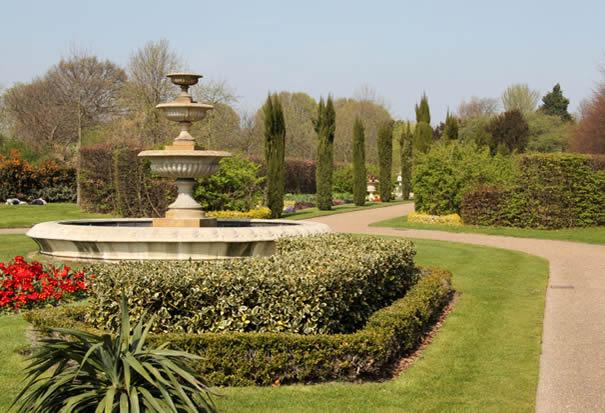 Jardines de Regent's Park