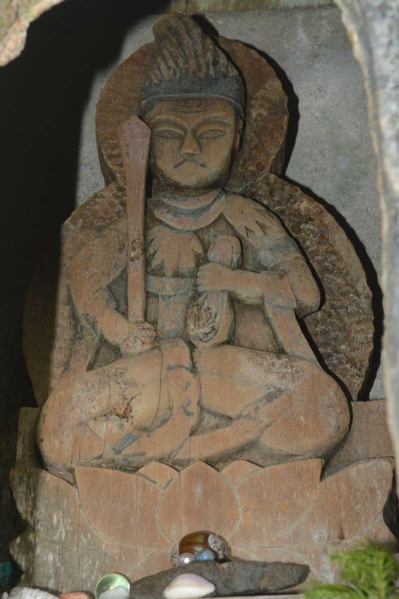 52 Fudo Myoo Dharmapala protector