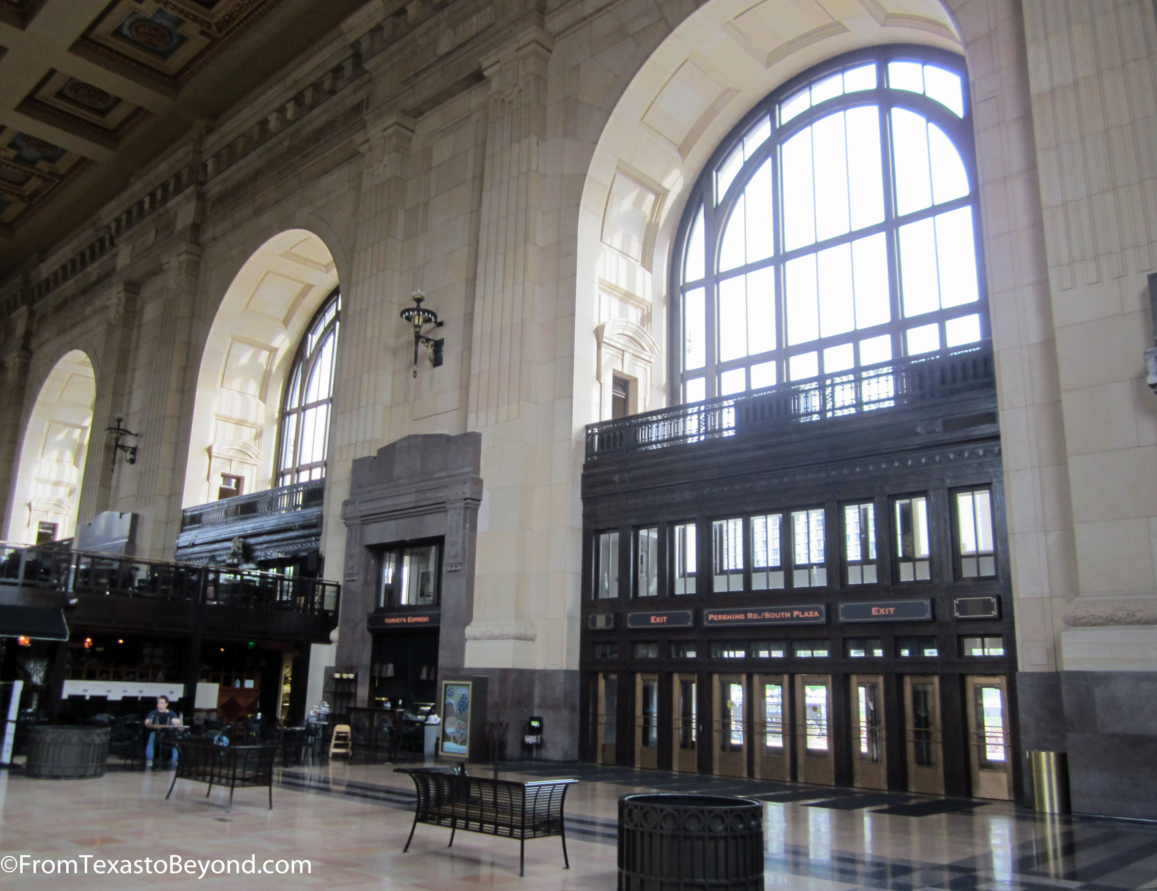 Kansas City Union Station - From Texas to Beyond