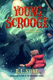 in this story rick scroogeman is a bully who hates christmas and is visited by three ghosts to help him mend his ways any fan of stine will love this