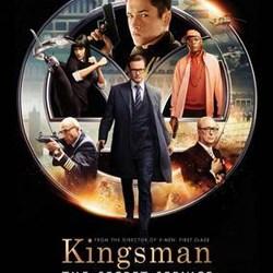 Kingsman: The Secret Service (2014)