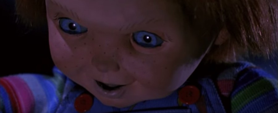 Chucky doll from Child's Play 2 (1990)