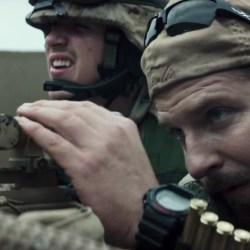 Wristwatch Bradley Cooper in American Sniper (2014)