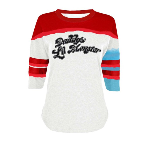 T-Shirt Harley Quinn in Suicide Squad (2016)