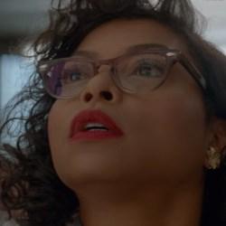 Glasses Taraji P. Henson in Hidden Figures (2017)