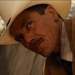 Cowboy hat Michael Shannon in Nocturnal Animals (2016)