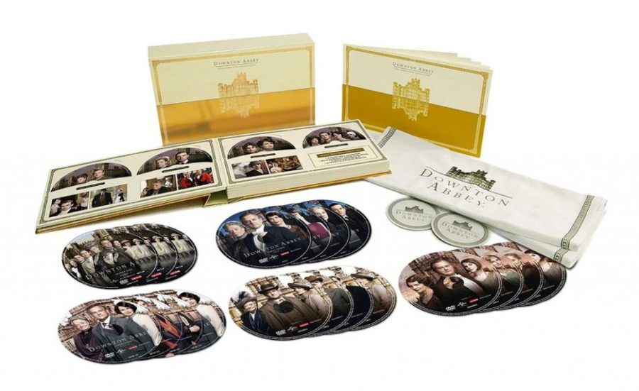 Downton Abbey: Complete Limited Edition Collector's Set