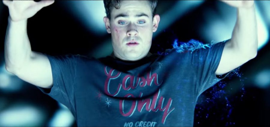Cash Only T-shirt Dacre Montgomery in Power Rangers (2017)
