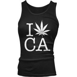 Cali Weed Tank Top O'Shea Jackson Jr. in Ingrid Goes West (2017)