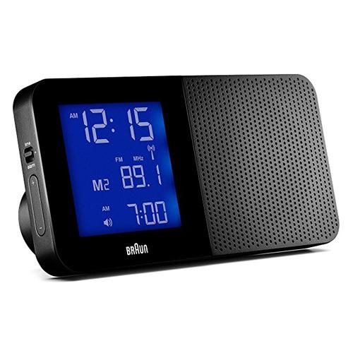 Braun radio alarm clock in 2:22 (2017)