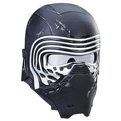 Mask Adam Driver (Kylo Ren) in Star Wars: The Last Jedi (2017)