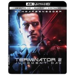 Terminator 2: Judgment Day Endoarm 4K Ultra HD