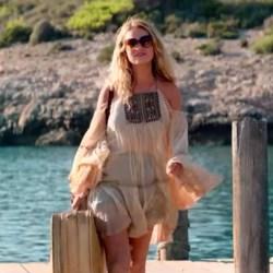 Sunglasses Lily James in Mamma Mia ! Here We Go Again (2018)