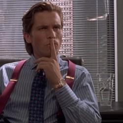 Wristwatch Christian Bale in American Psycho (2000)