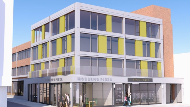 Plan approved to convert Bexleyheath job centre into 47 flats