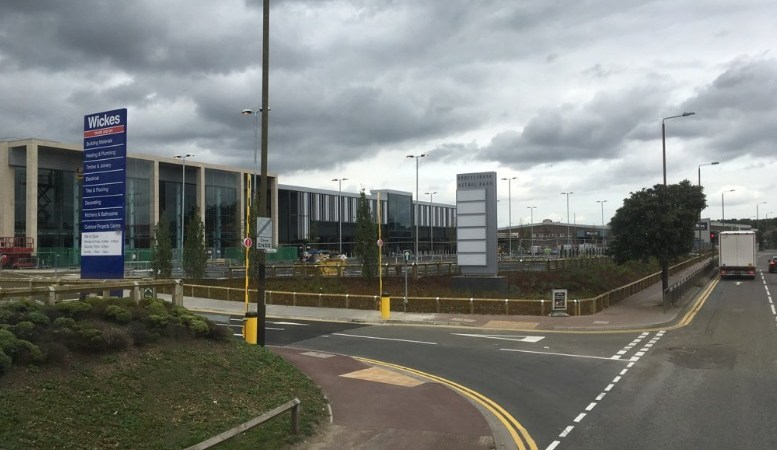 Charlton's new retail park close to opening – how's it looking?