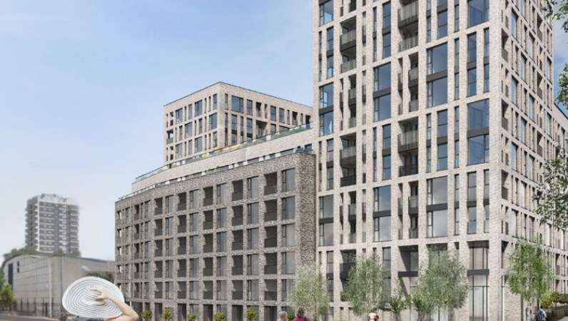 New development planned in North Woolwich beside ferry terminal