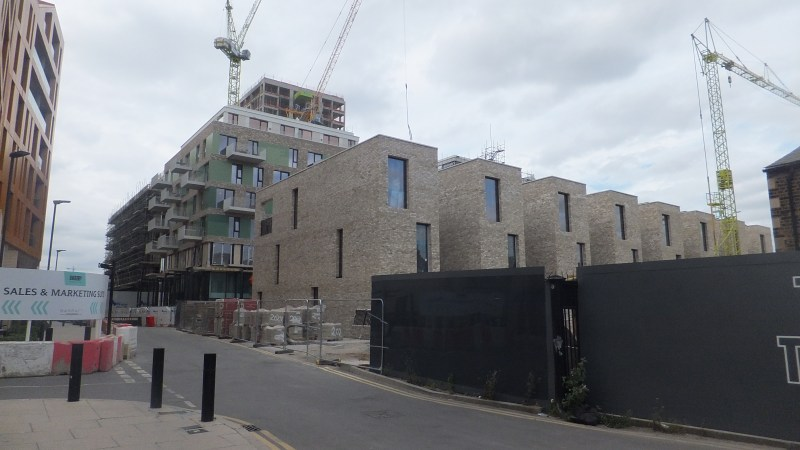 How substantial funds are available to transform areas: Example No 1 – Precision in Greenwich
