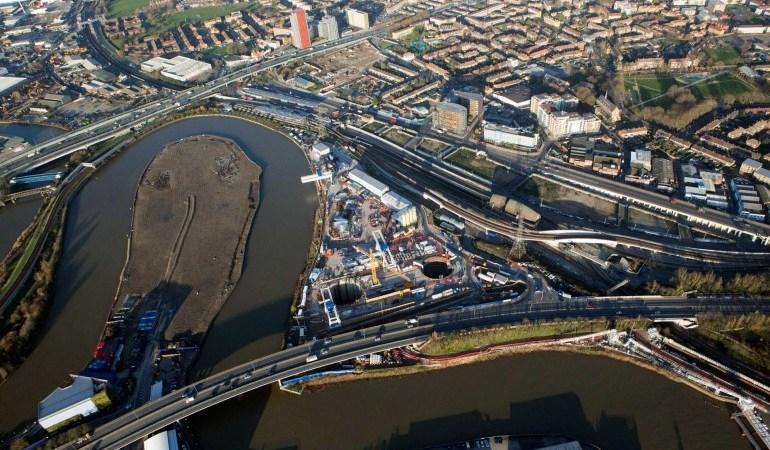 London Mayor Sadiq Khan and TfL propose 1,500 homes at Crossrail site
