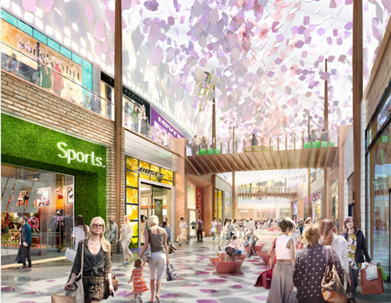 """Greenwich o2 outlet shopping village named """"Icon"""" to open in 2018"""