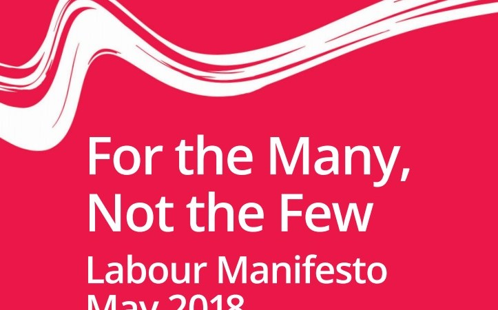 A look at Labour's 2018 manifesto for Greenwich borough
